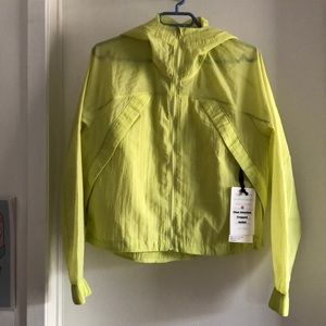 NWT Lululemon Clear Intention cropped light jacket